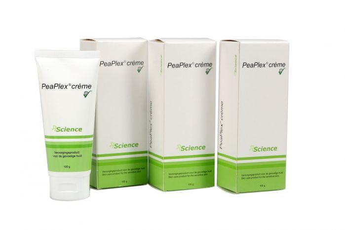 La crema PeaPlex