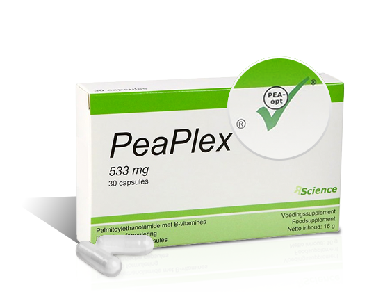 PeaPlex ® Capsules met PeaOpt