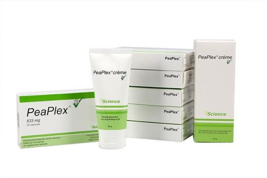 PeaPlex® and PeaPlex cream